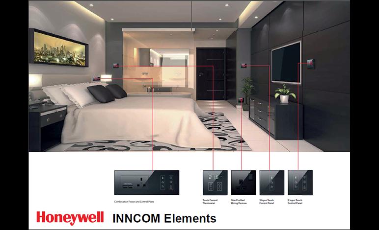 Giải pháp điều khiển phòng Inncom- Honeywell