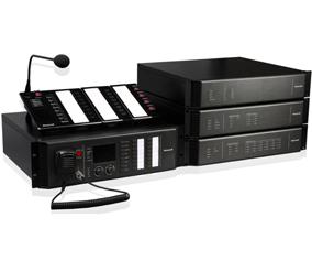 Hệ thống âm thanh tương tự Intevio - Honeywell