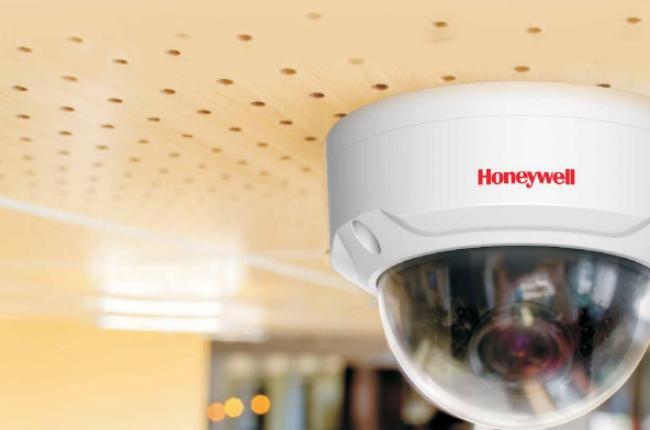 Hệ thống Camera và kiểm soát vào ra của Honeywell