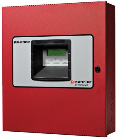 Hệ thống điều khiển xả khí Notifier