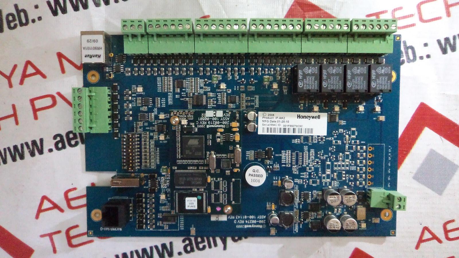 Bộ điều khiển 2 cửa HONEYWELL IP-AK2 - Hệ thống kiểm soát vào ra Honeywell dòng WIN-PAK