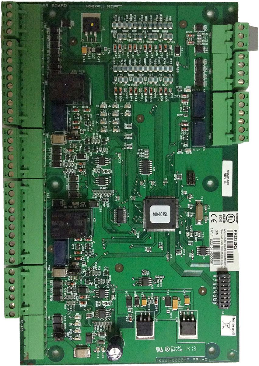 Bộ điều khiển cửa PRO42R2 - Hệ thống kiểm soát vào ra Honeywell dòng WIN-PAK
