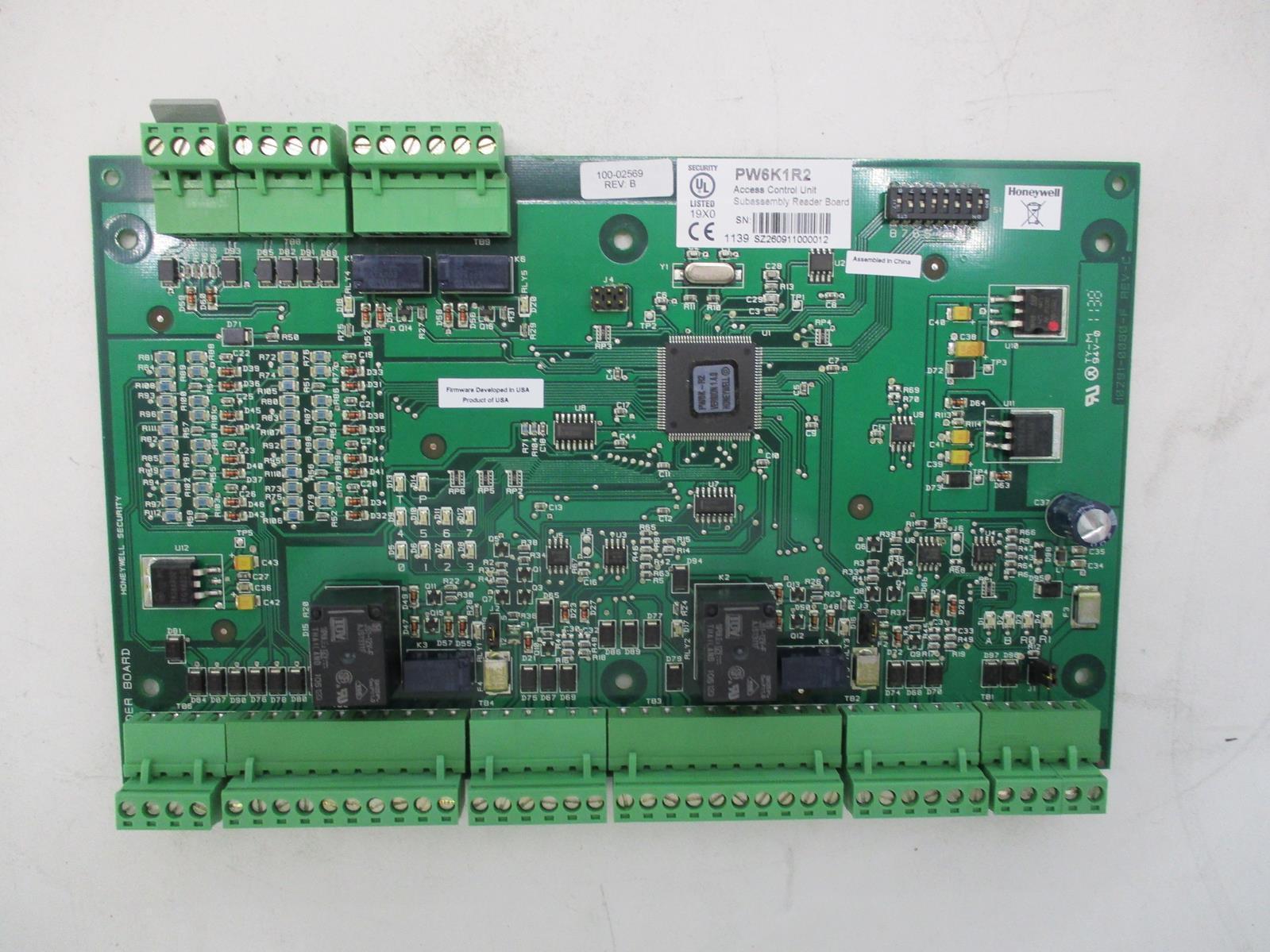 Bộ module điều khiển cửa PW6K1R2 - Hệ thống kiểm soát vào ra Honeywell dòng Pro-Watch