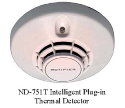 Đầu báo nhiệt địa chỉ ND-751T-E