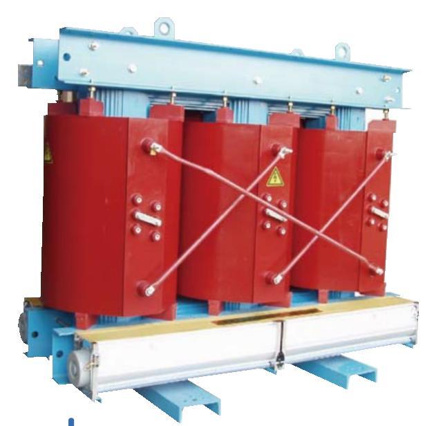 Máy biến áp khô Siemens