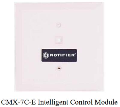 Module điều khiển đầu ra điện áp 24VDC CMX-7C-E