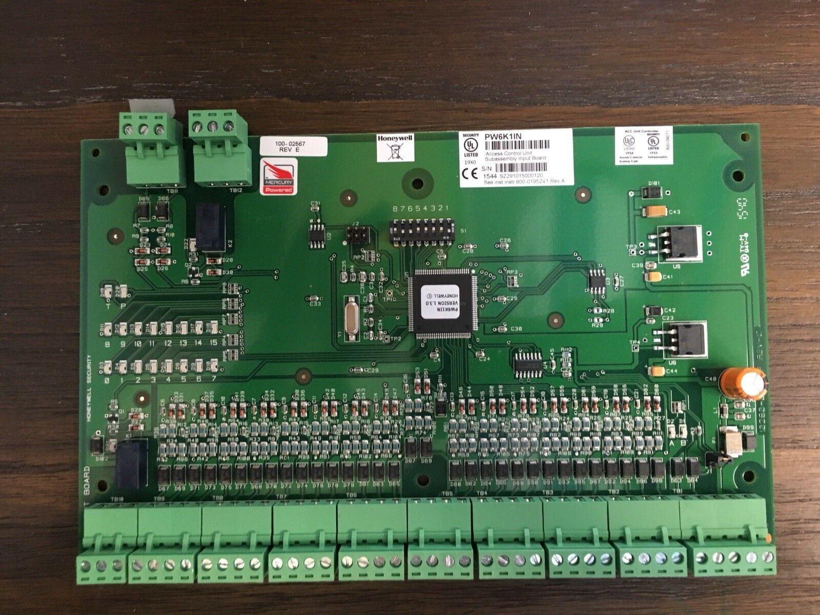 Module mở rộng 16 input PW6K1IN - Hệ thống kiểm soát vào ra Honeywell dòng Pro-Watch