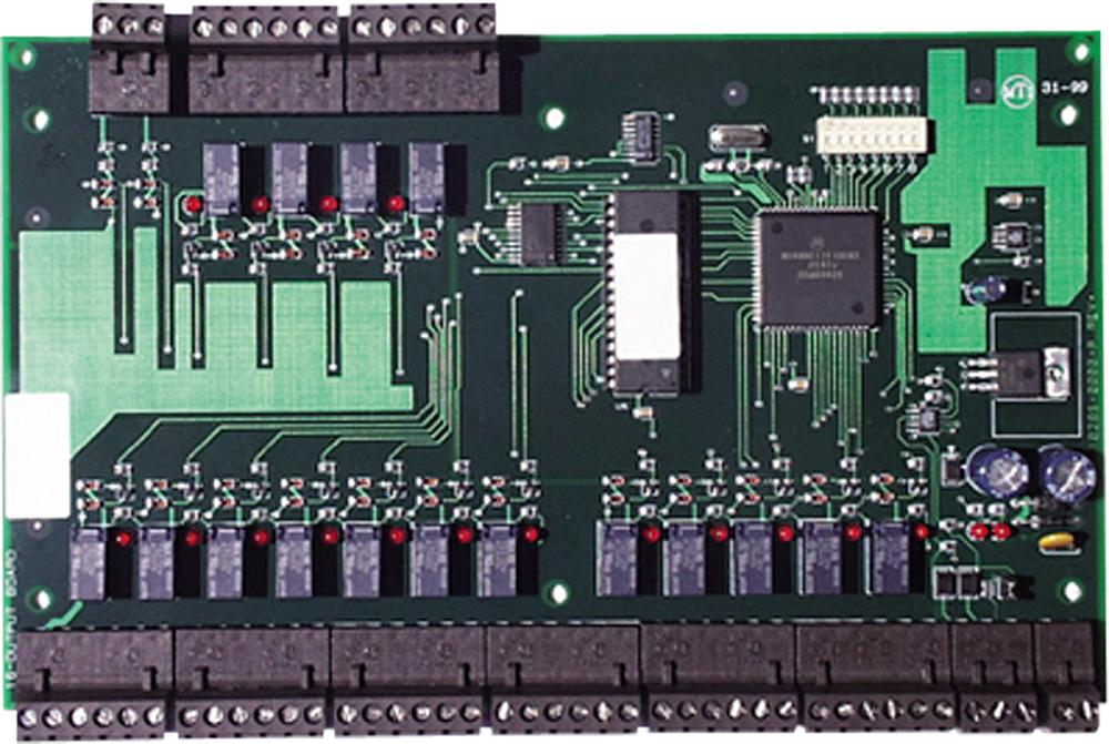 Module mở rộng 16 output PW6K1OUT - Hệ thống kiểm soát vào ra Honeywell dòng Pro-Watch