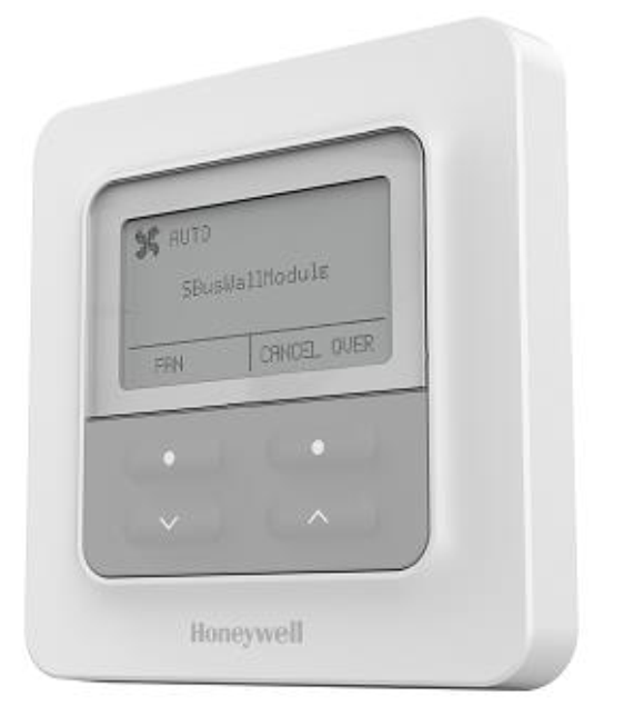 TR42-E Wall Module   Honeywell