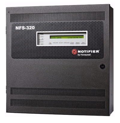 Tủ báo cháy địa chỉ 1 Loop Notifier NFS-320E