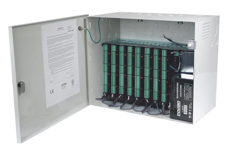 Tủ cho các module dòng PW seri  PW5K1ENC3/220 - Hệ thống kiểm soát vào ra Honeywell dòng Pro-Watch