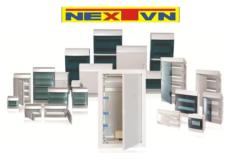 Tủ điện phòng (căn hộ) Basic E