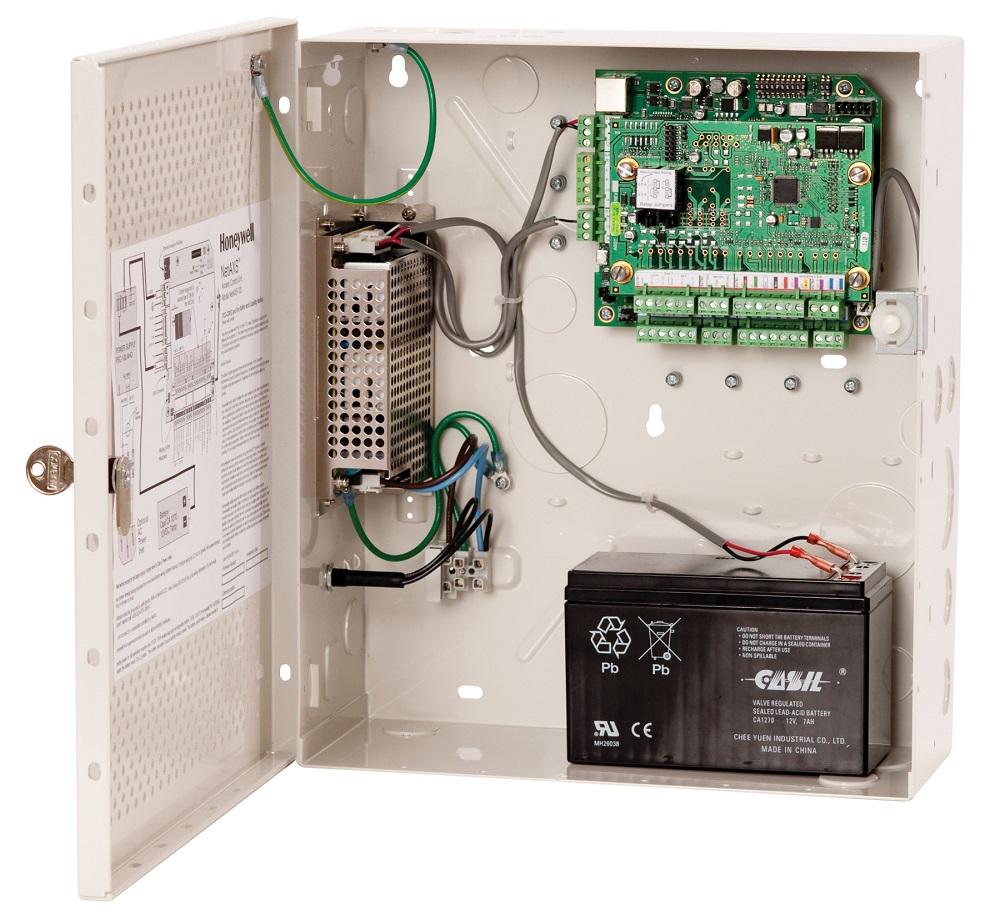 Tủ nguồn IP-AK2ENC - Hệ thống kiểm soát vào ra Honeywell dòng WIN-PAK