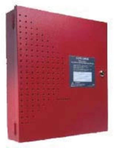 Tủ nguồn phụ 24V DC Notifier FCPS-24S8 / FCPS-24S6E