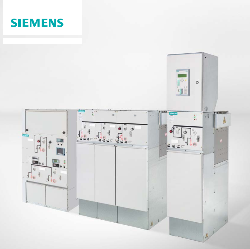 Tủ trung thế Siemens