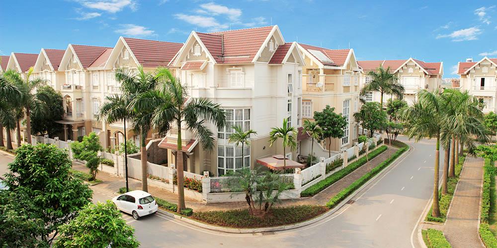 Biệt thự tại khu đô thị Ciputra - Nam Thăng Long - Hà Nội
