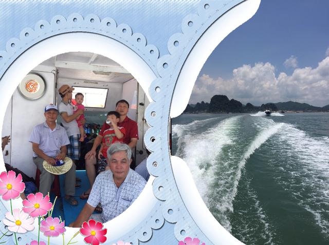 Chuyến du lịch và nghỉ dưỡng tại Resort Vân Hải – Quan Lạn hè 2016