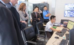 Chuyến thăm và làm việc với CTY CP NEXT VIỆT NAM của Bà Beth Wozniak Chủ tịch ECC - Tập đoàn Honeywell toàn cầu, cùng các lãnh đạo cao cấp trong tập đoàn.