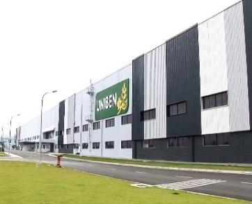 Nhà máy Uniben - Hưng Yên