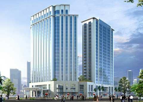 Tòa nhà Crowne của Viettel – Hà Nội