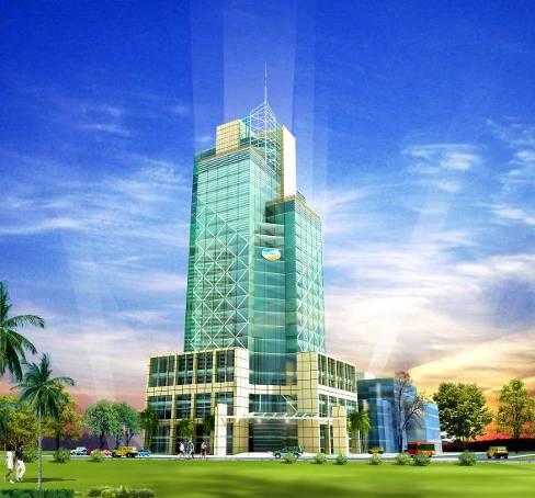 Tòa nhà công nghệ cao Viettel Láng Hòa Lạc – Hà Nội