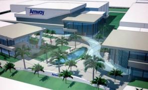 Nhà máy Amway - Bình Dương