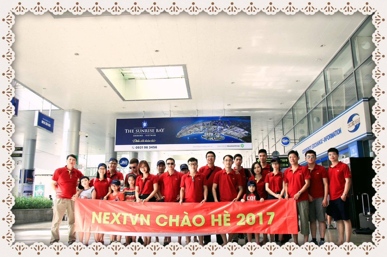 NextVn chào hè 2017/ Huế - Đà Nẵng